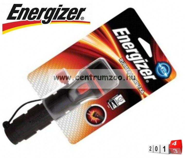 Energizer LED LIGHT gumírozott maroklámpa zseblámpa (336535)