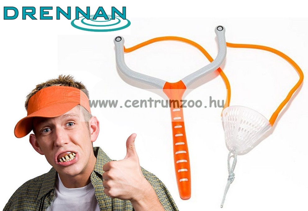 Drennan csúzli  DRENNAN REVOLUTION TANGLE FREE CATY 16+ (80255-400)