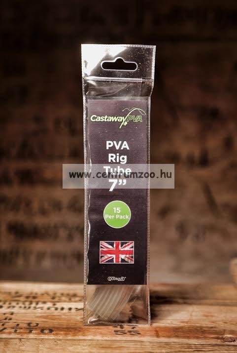 CASTAWAY PVA Rig Tube - távdobócső 15db  (CW10012)