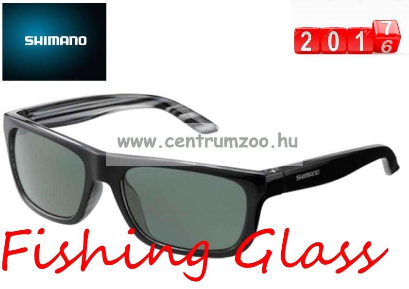 Shimano napszemüveg Fishing Glass PC WE Shiny Black ( 5YHG092P11)