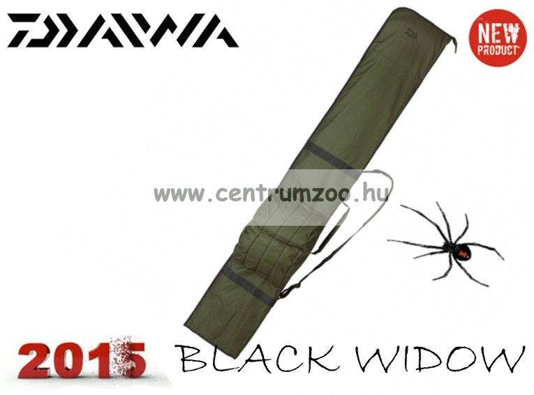DAIWA Black Widow Holdall 3 Rod 12 ft speciál botzsák (18705-012)