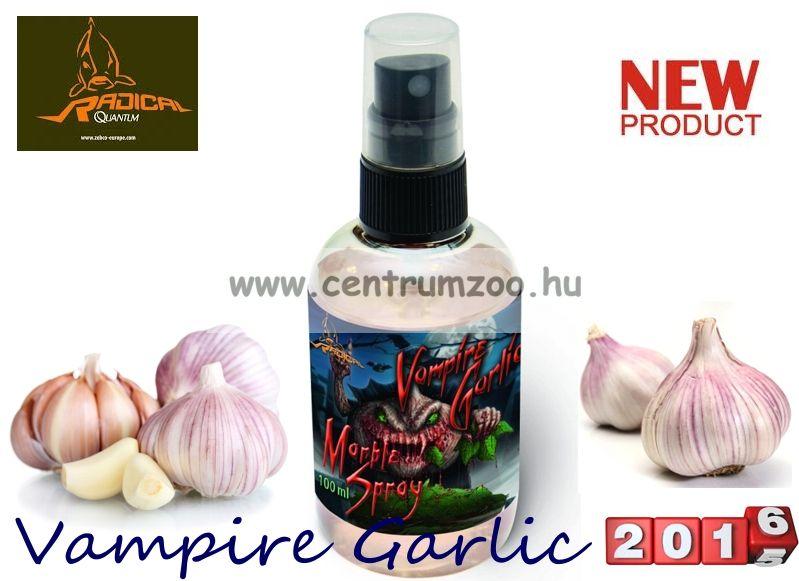 Radical Carp Marble Spray Vampire Garlic 100ml spray aroma (3949028)