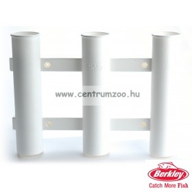 Berkley TR1W Tube Rod Rack White 3-as bottartó felszerelt botoknak (1011092)