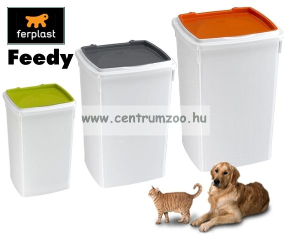 Ferplast Feedy  NEW COLOR táptartó 26 liter