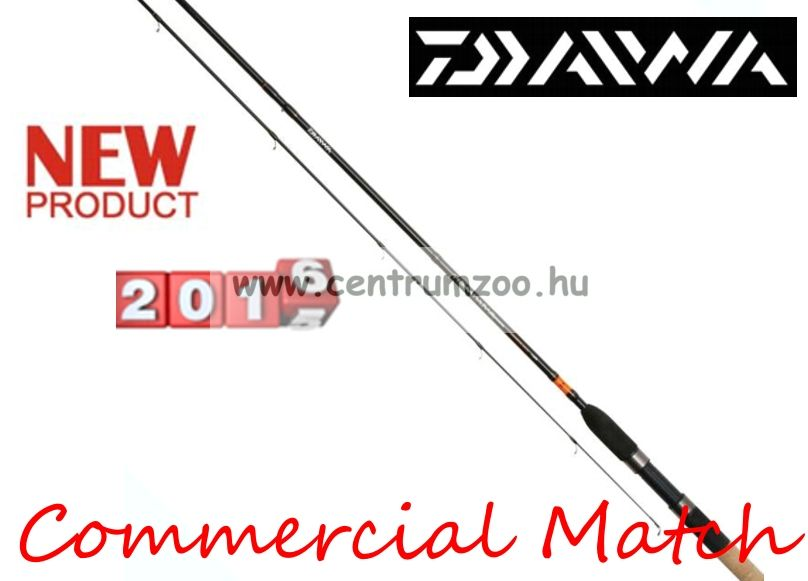Daiwa Commercial Match 106PW (202999)(TDCM106PW)