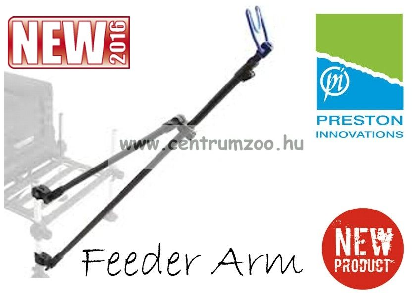 Preston Offbox Pro Dutch Master Feeder Arm feeder bottartó kar (OFFBOX23)