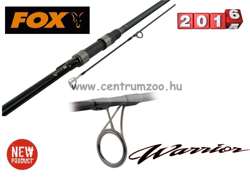 FOX Warrior® S 13ft 3,5lb bojlis bot (CRD140) 3,9m