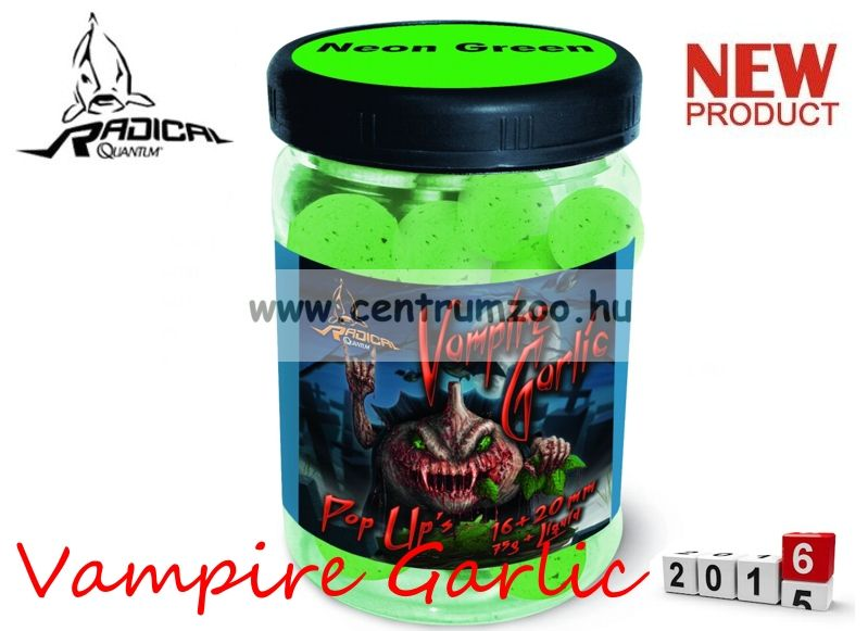 Radical Carp Vampire Garlic Neon Pop Up's 16+20mm 75g (3949011)