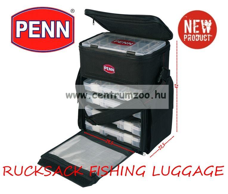 PENN TACKLE BAG L Pergető Táska  pergető táska 42*22.5*29,5cm (1303389)