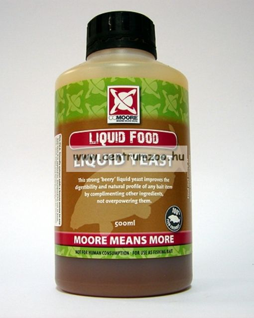 CCMoore - Liquid Yeast 500ml - folyékony élesztő (00007047)