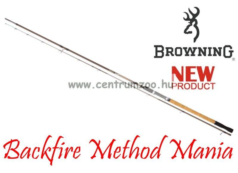 Browning Backfire Method Mania 3,30m 60g feeder bot (1755330)
