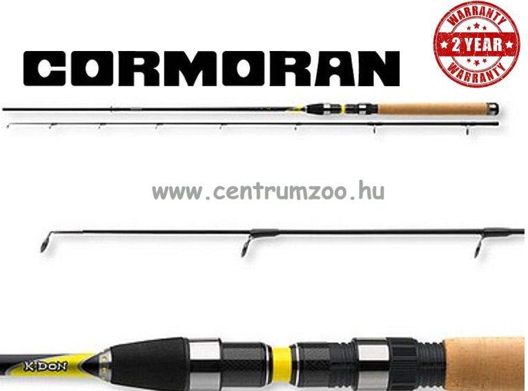 CORMORAN K-Don Jerk Spin. 1,95mtr.20-60g (22-060196)