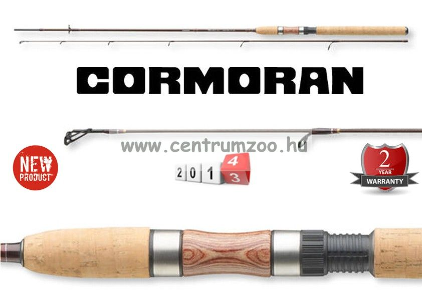 Cormoran Black Bull PCC Spin 2.40m 20-60g (22-0060240)