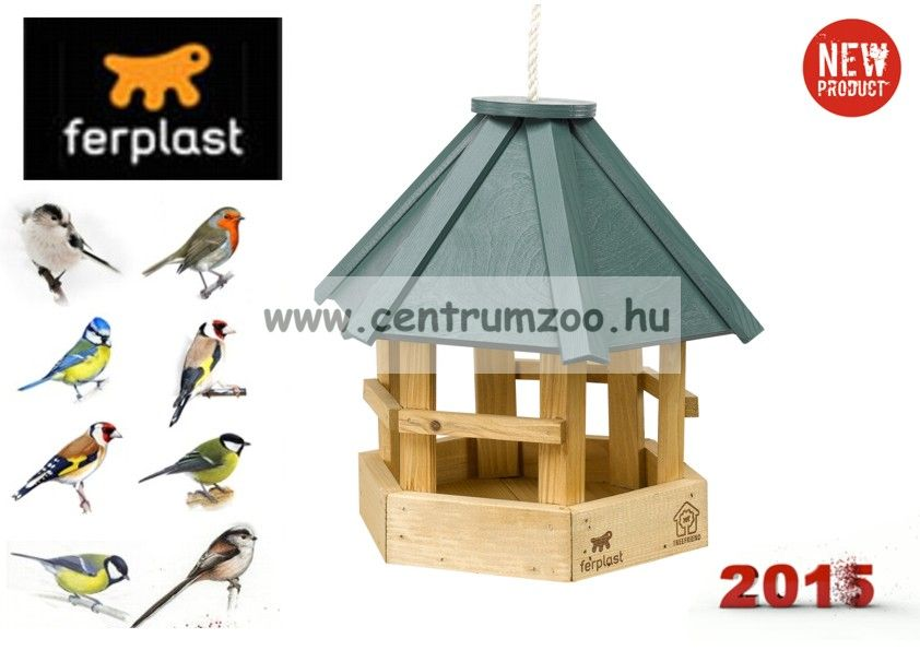 Ferplast Natura Outside Feeder F8 large madáretető
