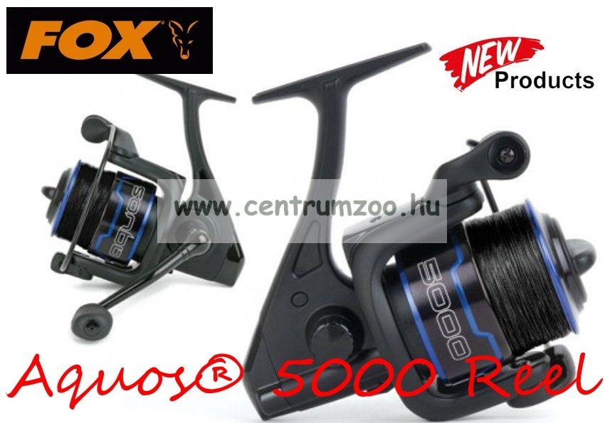 FOX Matrix Aquos 5000 Reel feeder orsó (GRL011)
