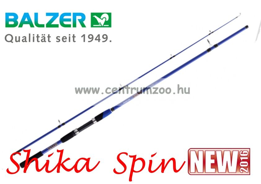 BALZER Shika Spin 75 Blue pergető horgászbot 2,70m 20-75g (11099270)