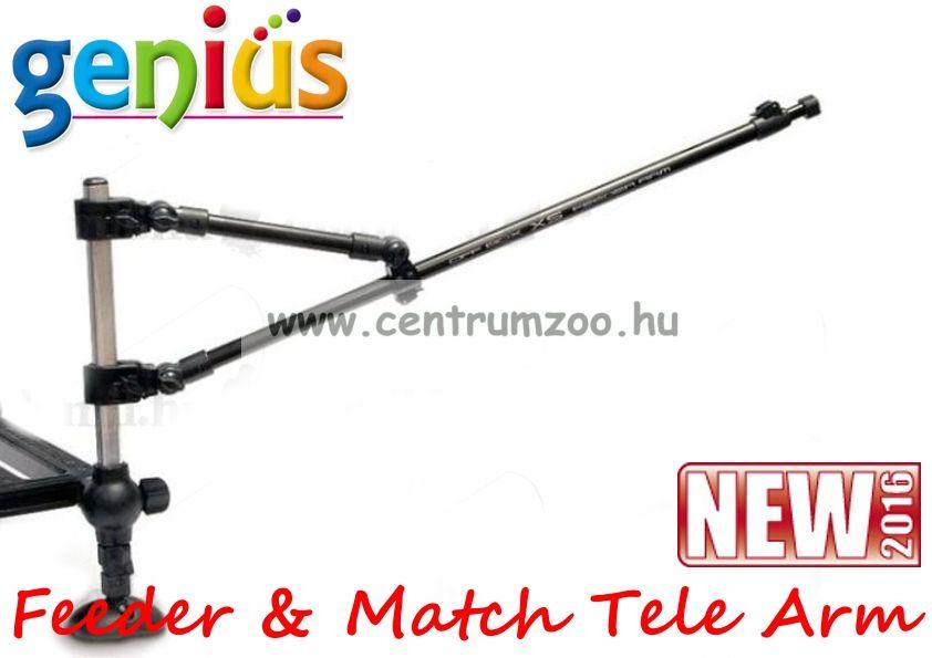 Genius Feeder Tele-Arm feeder-matc bottartó kar (116-10-047)