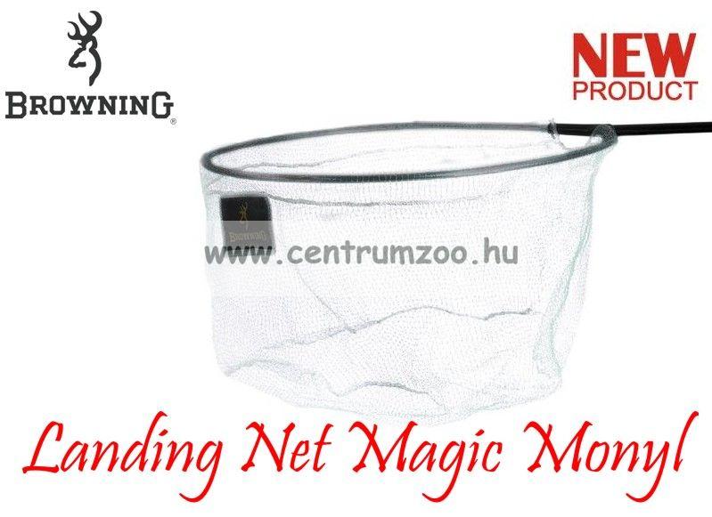 MERÍTŐFEJ  Browning Landing Net Magic Monyl M 45x40cm (7029022)