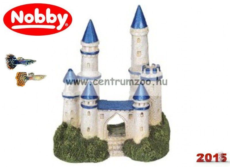 Nobby akvárium dekoráció kastély 11,9*14*7,9cm (28084)