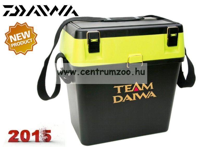 Daiwa Team ® Seat Box horgászláda ülőkével (TDSSB1)(191807)