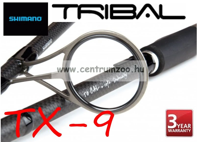 Shimano bot Tribal TX-9 13 3lb+ Intensity (TX913INT) bojlis bot