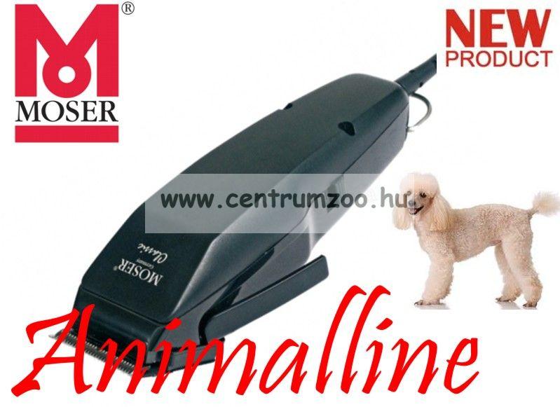 Moser 1400-0457 Classic Black 2015NEW nyírógép (1400-0457)