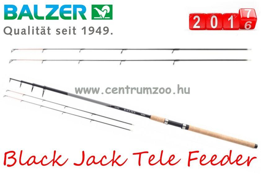 Balzer Black Jack Tele Feeder 3,3m 100g feeder bot (11234330)