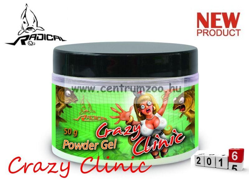 Radical Carp Crazy Clinic Neon Powder Dip 50g (3949021)