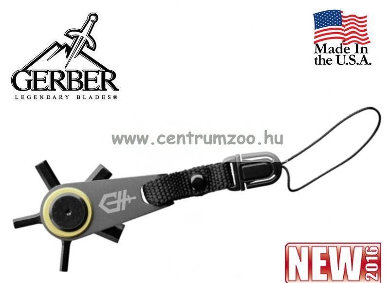Gerber GDC kulcstartó multiszerszám 5db-os 001740