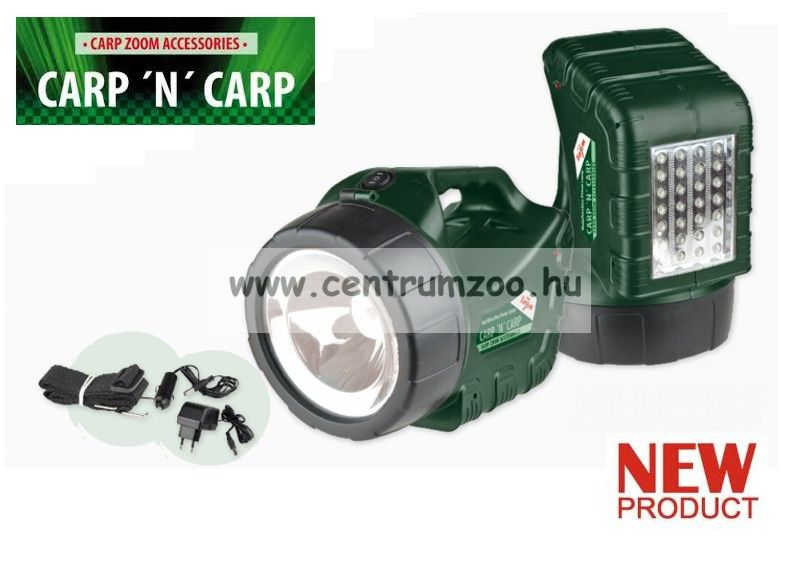 CZ  Multifunction Power Lamp kézi lámpa (CZ8205)