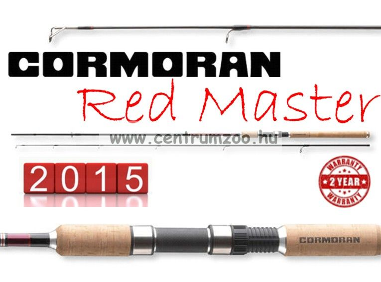 Cormoran Red Master Dropshot 2,70m 3-30g (27-0027231)