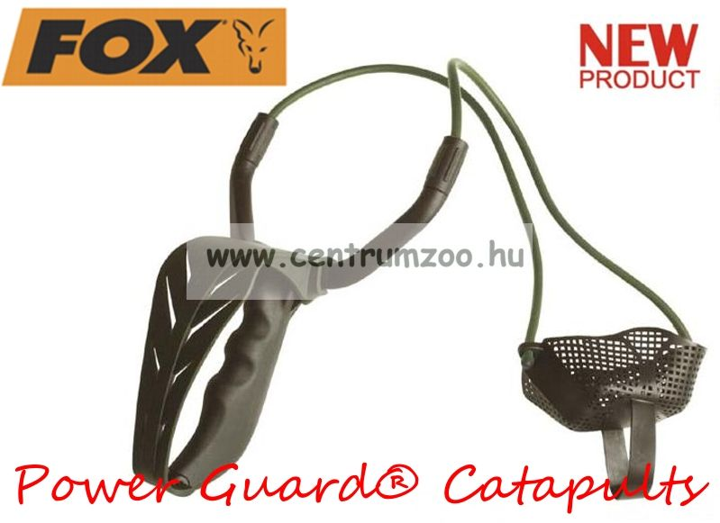 Fox Power Guard® Catapults Power Guard Method masszív csúzli kézvédővel (CPT010)