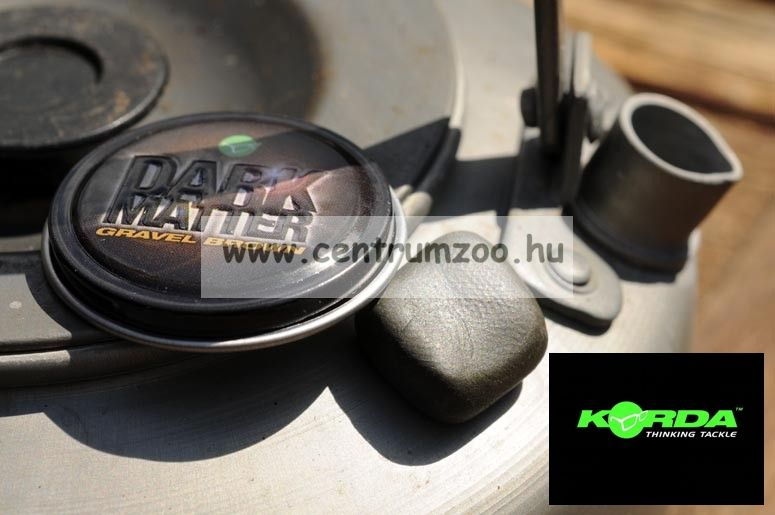 Korda DARK MATTER PUTTY GRAVEL ólompaszta (KDMPG)
