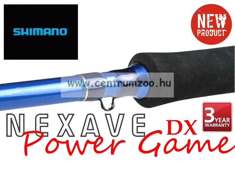 Shimano bot NEXAVE DX POWER GAME 300 H /SNEXDX30PGH/