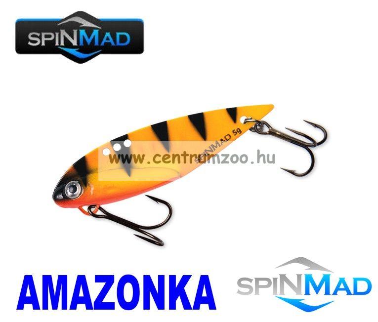 SpinMad Blade Baits gyilkos wobbler  AMAZONKA 5g K0413