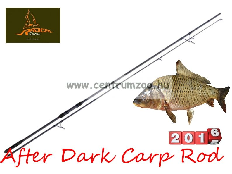 RADICAL CARP 3,60m After Dark 2,75lb bojlis bot (16001360)