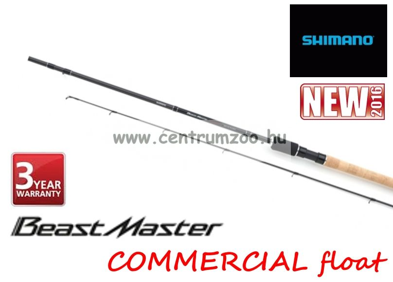 Shimano bot Commercial Float Beastmaster CX 12' 360cm (BMCX12CPFL)