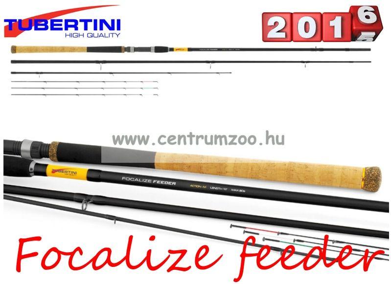 Tubertini Focalize feeder 13f 390cm  80g feeder bot (05674)