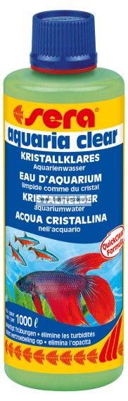 Sera AquariaClear 100 ml zavaros víz esetére (3902)