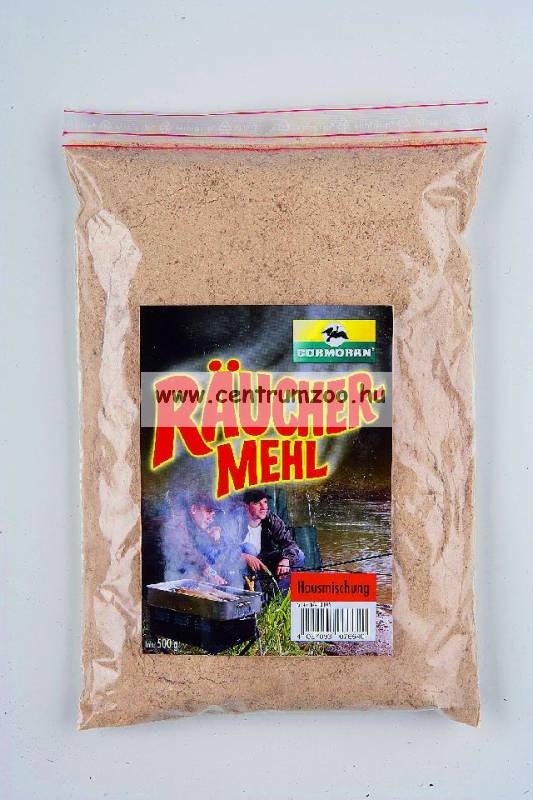 Cormoran Smoking Meal TÖLGY KEMÉNYFA SPECIALITÁS FÜSTÖLÉSHEZ 500g füstölőfa por (68-10102)