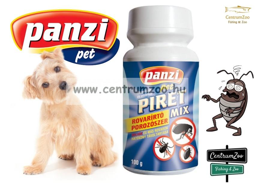 Panzi PiretMix bolha, kullancs, tetű, atka elleni por