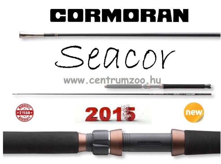 Cormoran Seacor Deep Power Interline 2,10m 200-600g 2r (29-0601210)M