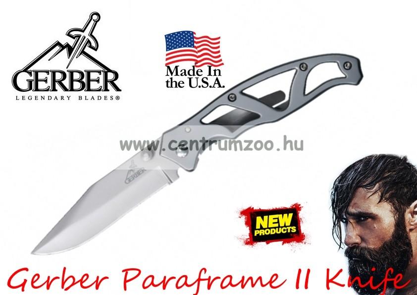 Gerber Paraframe II zsebkés Amerikából 48448
