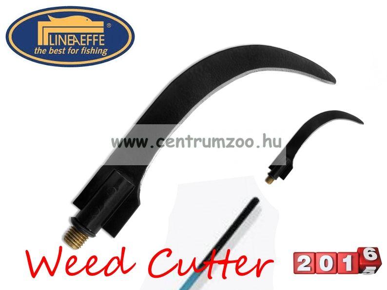 Lineaeffe Weed Cutter Hínárvágó sarló száknyélhez vagy leszúrókhoz (8500530)
