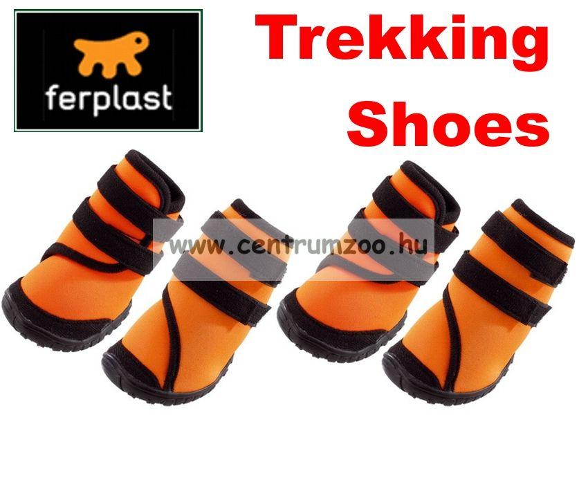 Ferplast Trekking Dog Shoes 2 kutyacipők Medium méretben (4db/csomag)