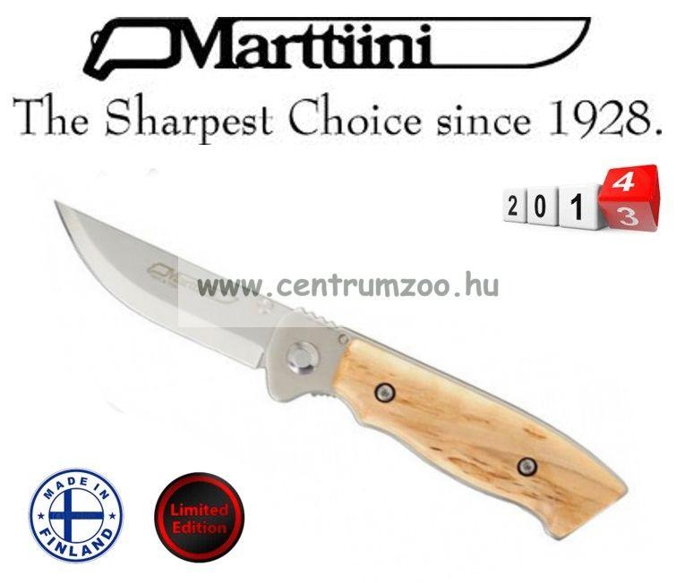 Marttiini Polar 8cm (fa nyél) zsebkés  (945115)