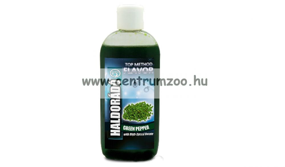 HALDORÁDÓ TOP METHOD FLAVOR - GREEN PEPPER 150ml