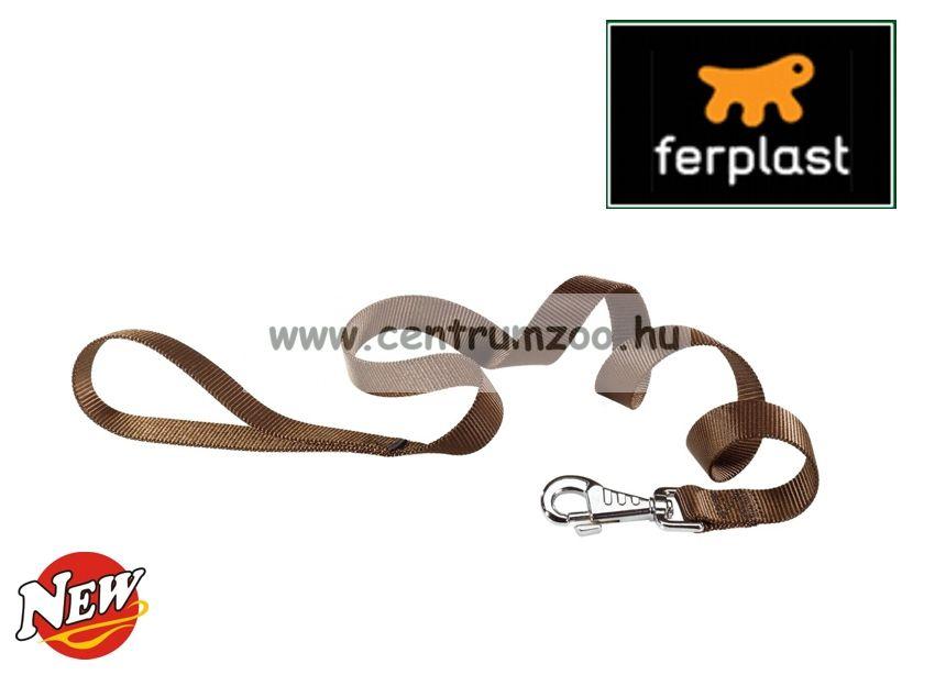 Ferplast Club G 20mm erős textil póráz több színben