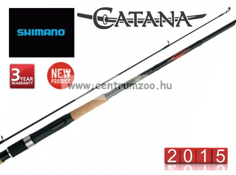 Shimano bot CATANA DX SPINNING 210M (2 PCS) 10-30g (SCATDX21M)