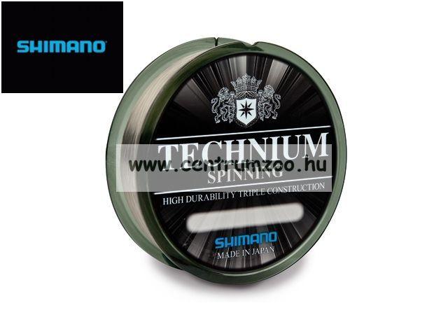 Shimano Technium Spinning Mono 150m 0,35mm  13,25kg ( TECSP15035 )